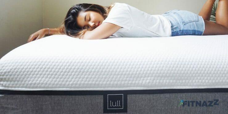 Lull Mattress Sleeping Positions
