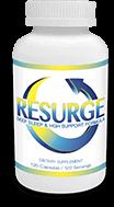 Resurge Pills Bottle