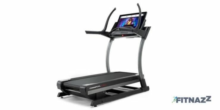 NordicTrack Commercial X32i - Treadmill Incline