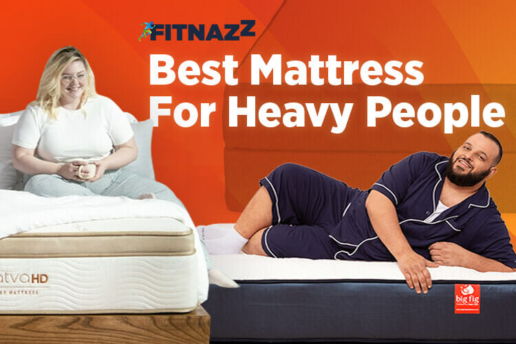 Best Mattress For Heavy People Key Feature Image
