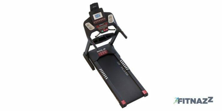 Sole F63 Treadmill Dimensions