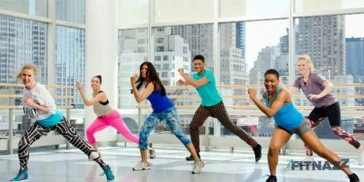 Exercise #5. Dance like nobody's watching.