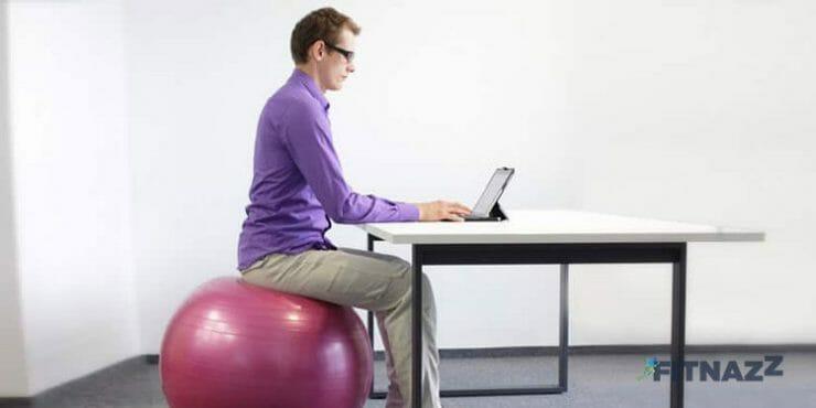 Exercise #6- Exercise Ball