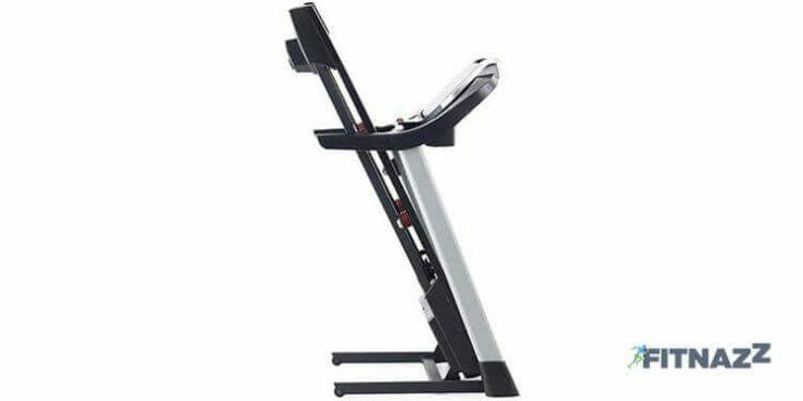 Proform 505 CST Treadmill Folding