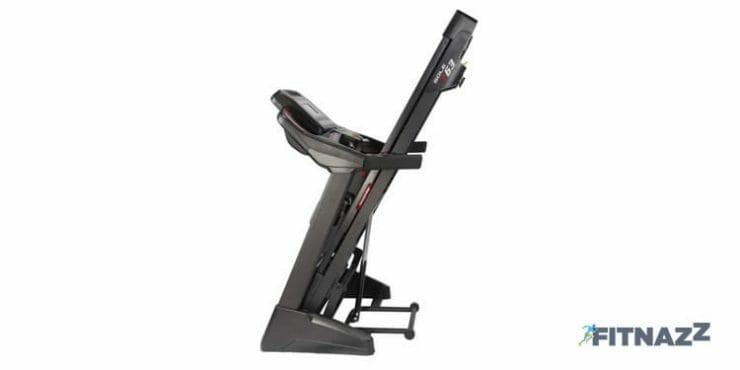 Sole F63 Treadmill Folding