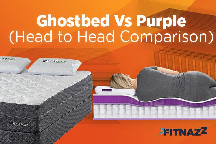 Ghostbed Vs Purple (Head to Head Comparison) Key Feature Image