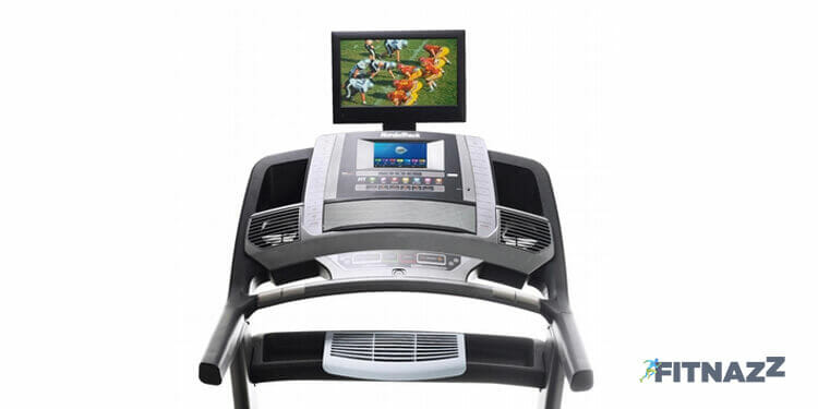 Nordictrack C2450 LCD-Screen & Fans