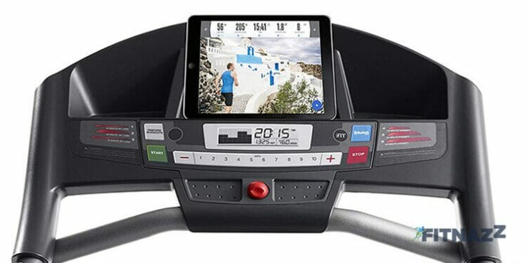 Weslo Cadence G 5.9i LCD Console