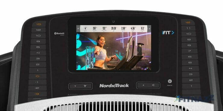 Nordictrack Commercial 1750 LCD