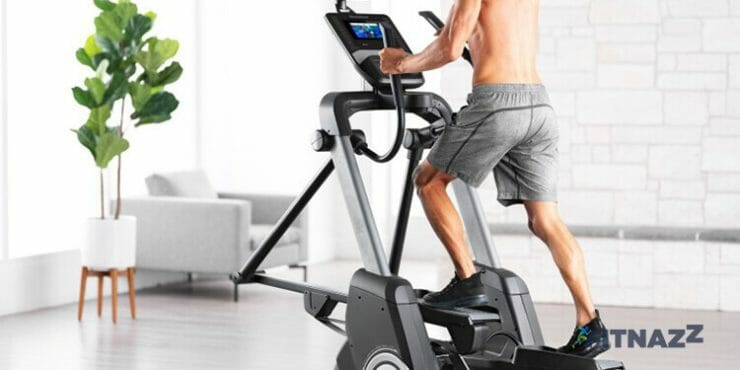 Nordictrack FS7i Live Resistance and Incline Control