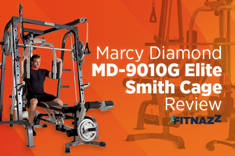 Marcy Diamond MD-9010G Elite Smith Cage Review