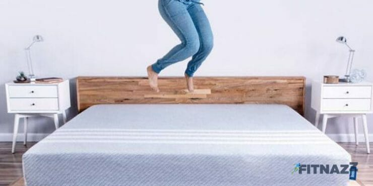 Leesa Mattress Motion Isolation