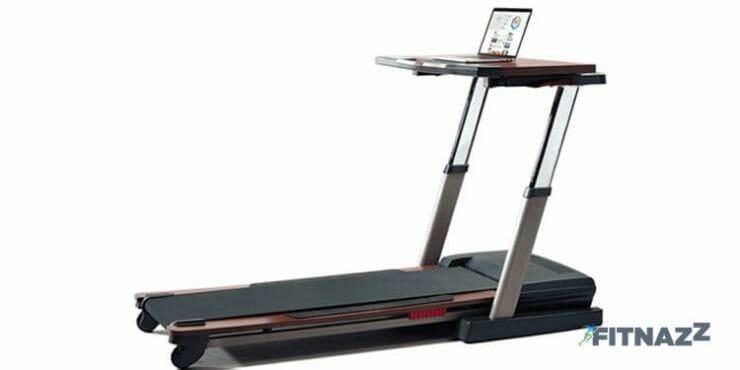 NordicTrack Desk Platinum Treadmill