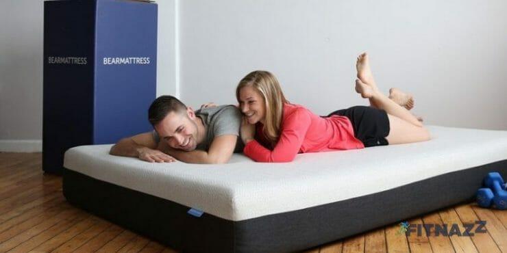 Bear Sleeping Positions