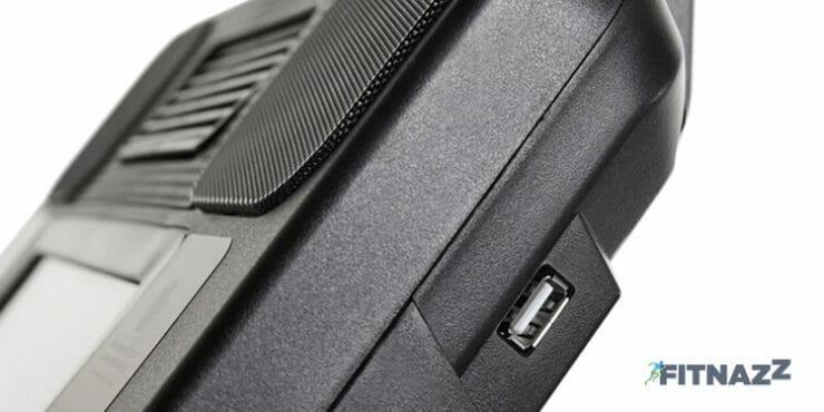 USB Port on Sole F63 Treadmill