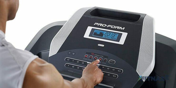 Proform 505 CST Treadmill Workout Programs